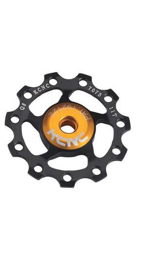 KCNC Jockey Wheel 13 Zähne SS Bearing black
